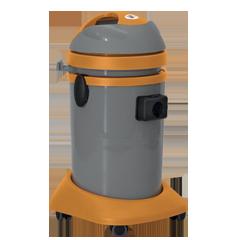 Máy hút bụi công nghiệp Wet & Dry 37 với công nghệ hiện đại