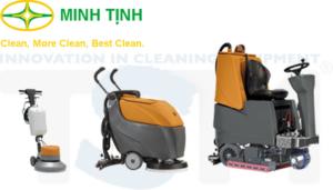 Mua máy chà sàn TSM của Minh Tịnh làm sao tránh hàng giả